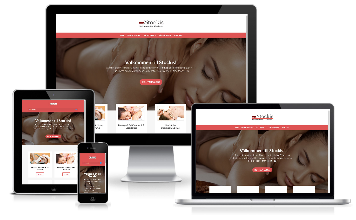 Websites - Athena Design House